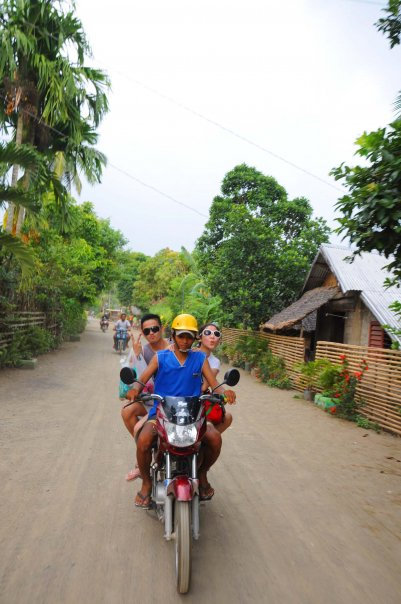 Caramoan Motorcycle ride