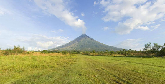 Cagsawa Ruins and Mayon Volcano in Albay teaser image