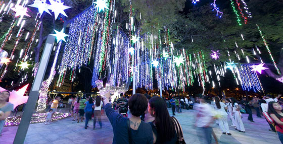 The Symphony of Lights and Sounds at the Ayala Triangle Gardens teaser image
